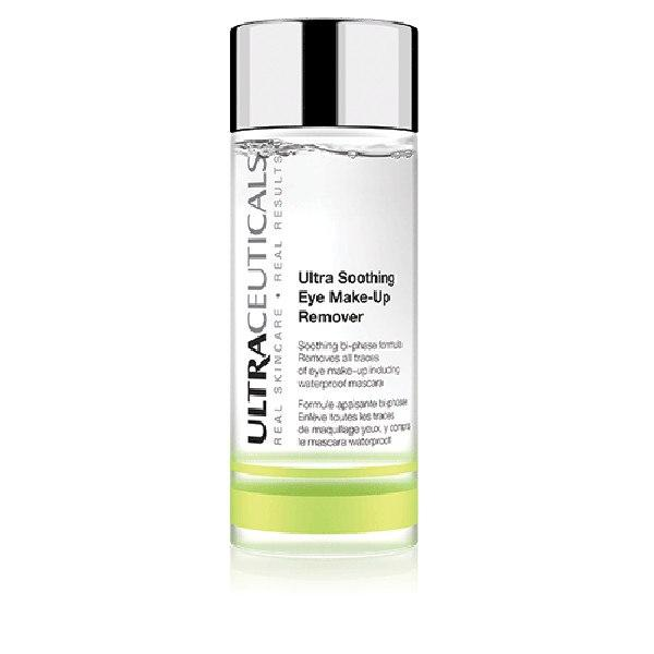 Ultra soothing eye make-up remover